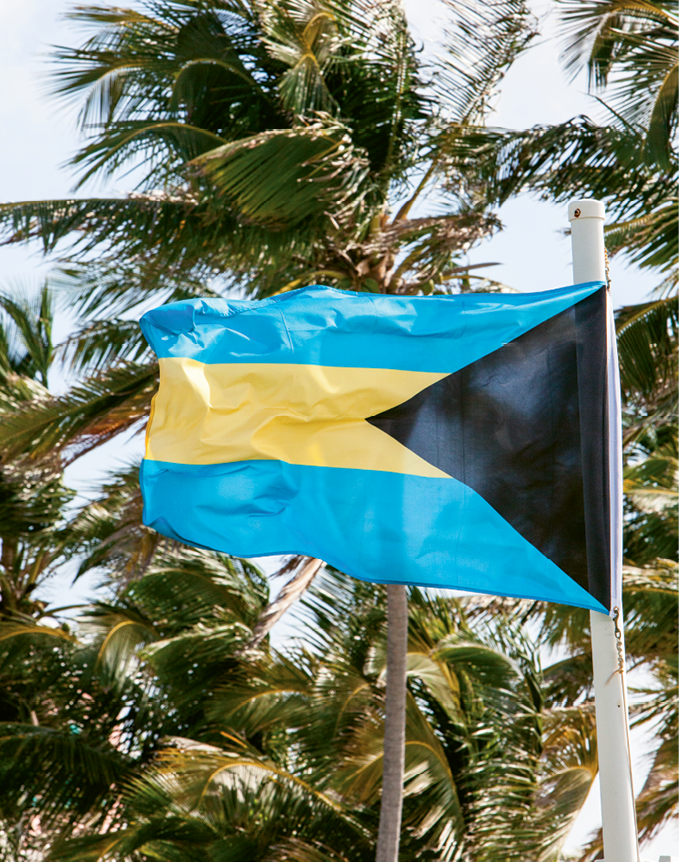 The Abacos are part of the Bahamas, although some locals have long sought independence