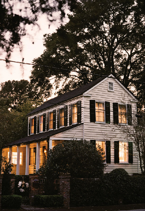 Old Village A Rehabbed Historic Single Charleston Sc