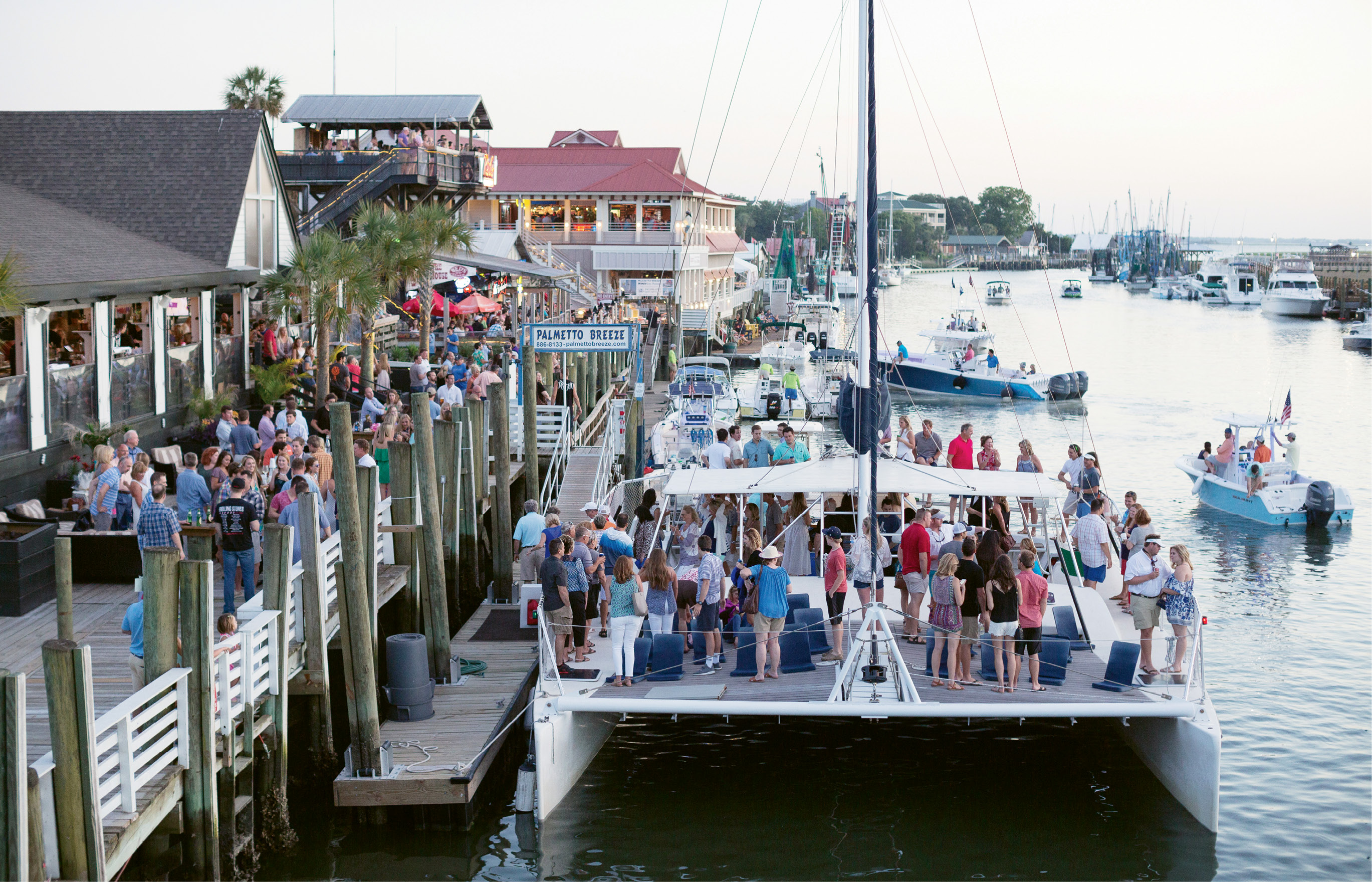 Popular Shem Creek