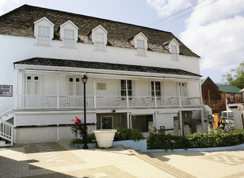 "Newly renovated with interactive exhibits on the island's seafaring history and plantation culture, the sparkling white Arlington House Museum in Speightstown is often touted for its ""single house"" architecture so reminiscent of Charleston."