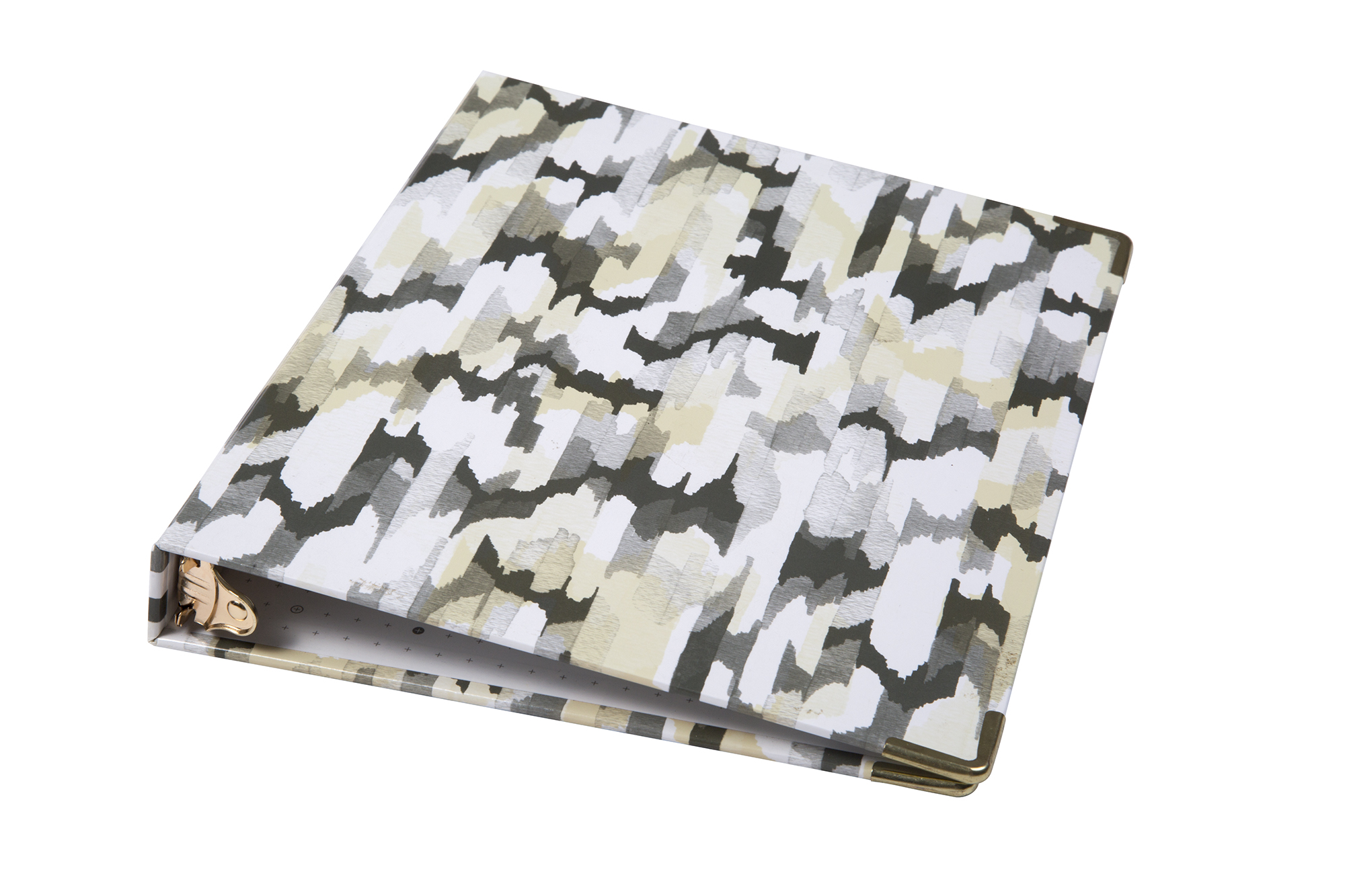 "Russell & Hazel ""Mini Pattern Binder"" in ""Selby,"" $35 at Candlefish"