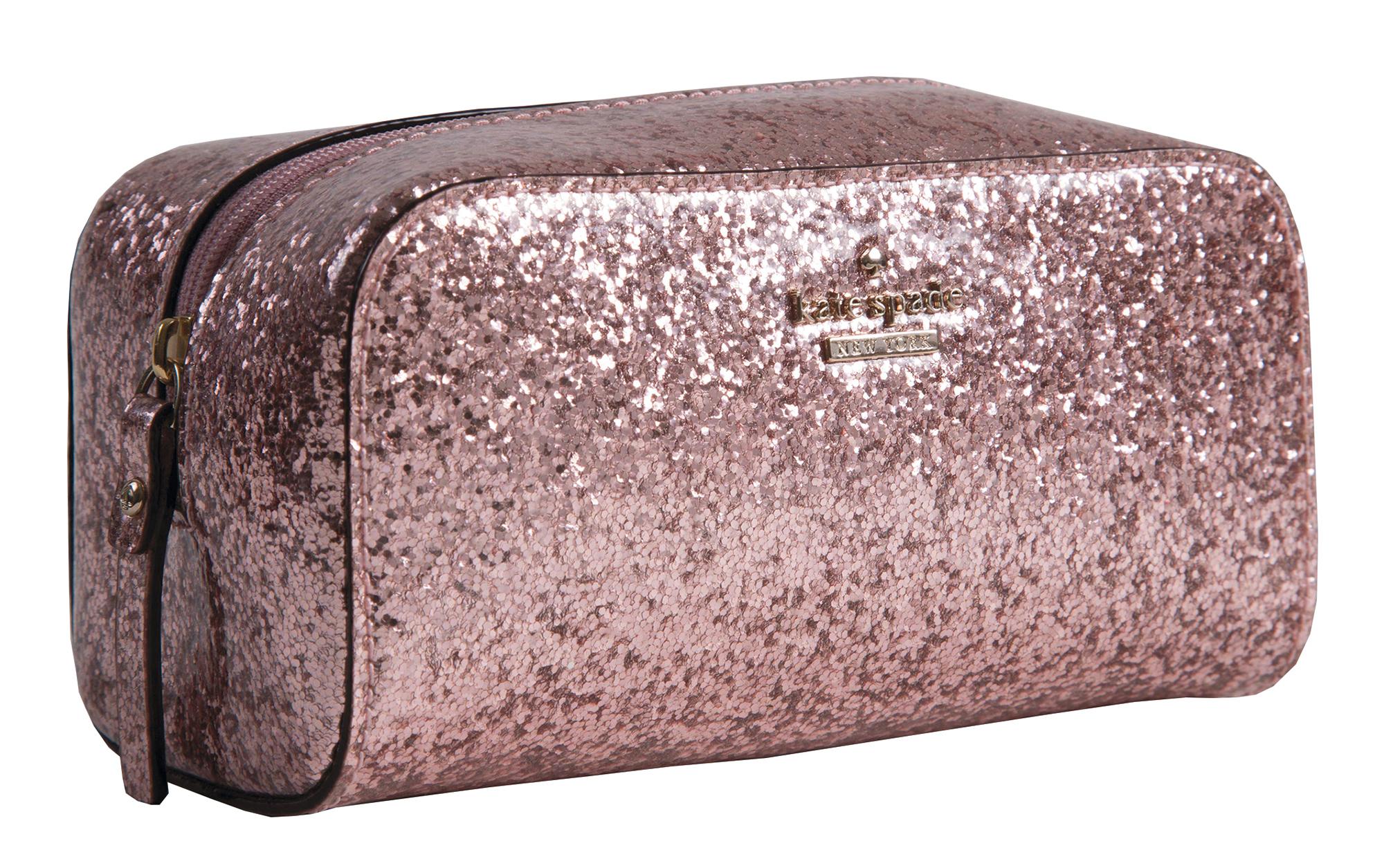 "Kate Spade ""Ezra Cosmetic Bag,"" $60 at Gwynn's of Mount Pleasant"