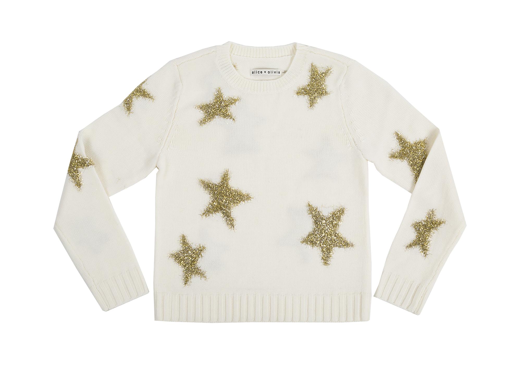 """Alice + Olivia """"Erran Knit"""" sweater,  $255 at Gwynn's of Mount Pleasant"""