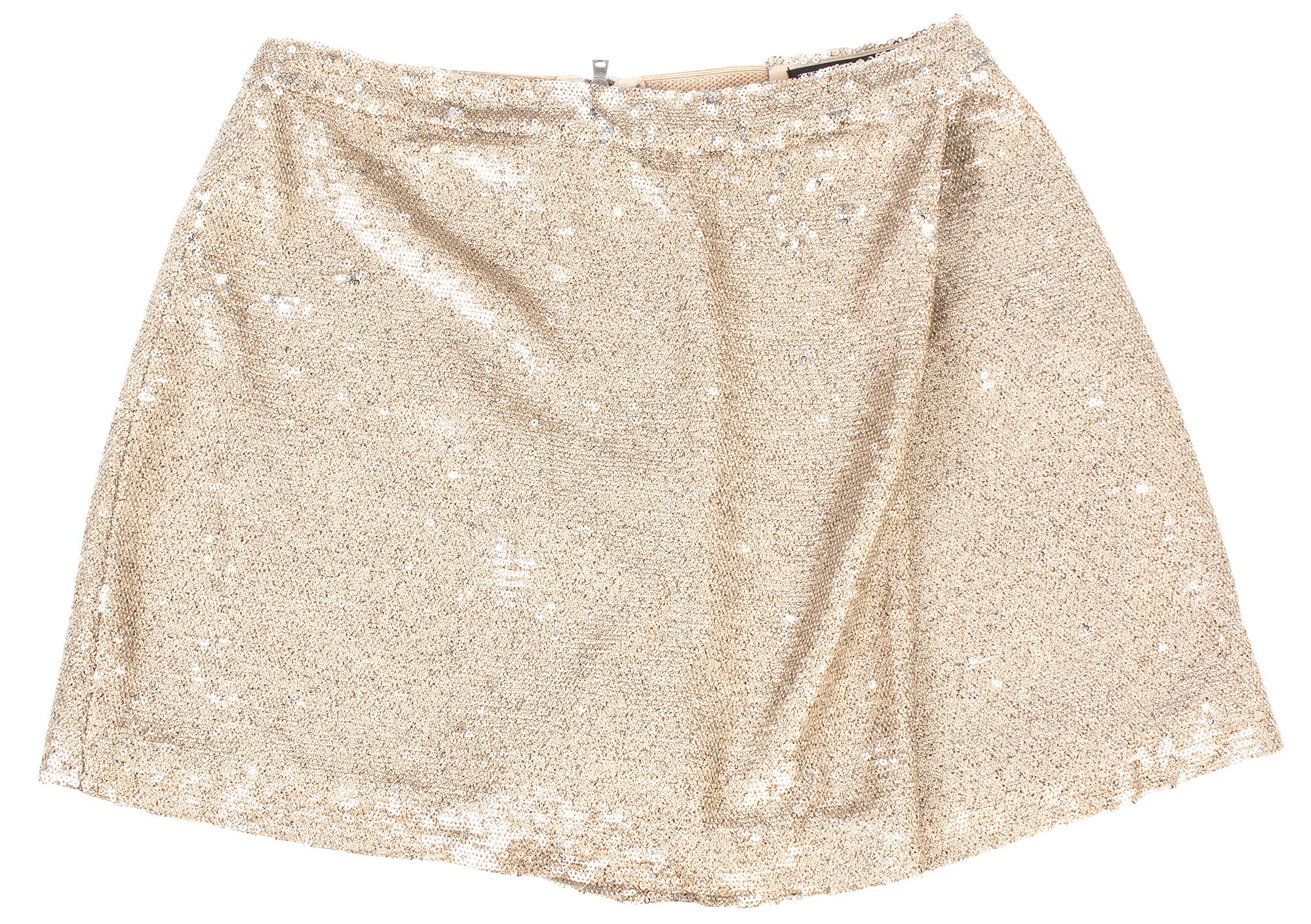 "Sam Edelman ""Annie Sequin Skort,"" $138 at Copper Penny"