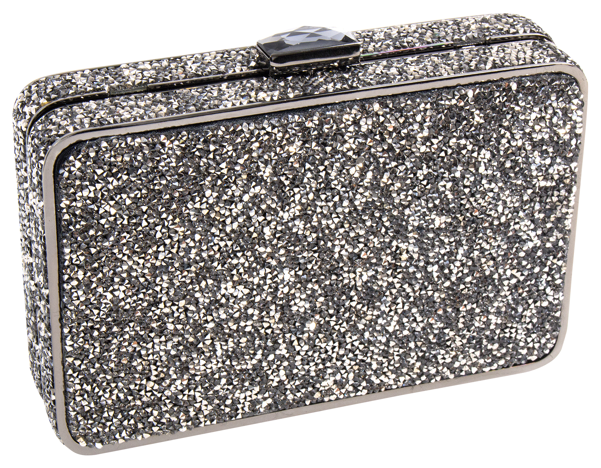 "Sondra Roberts ""Glitter Clutch,"" $277 at Out of Hand"