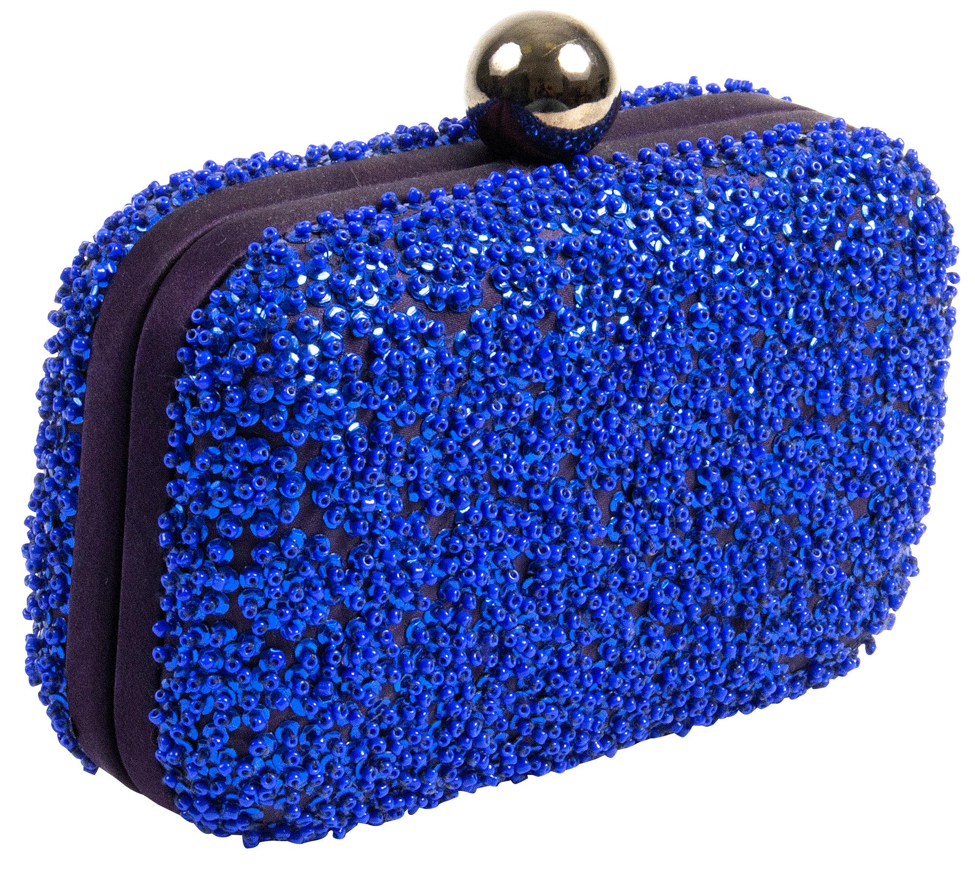 Santi evening bag, $245 at Gwynn's of Mount Pleasant