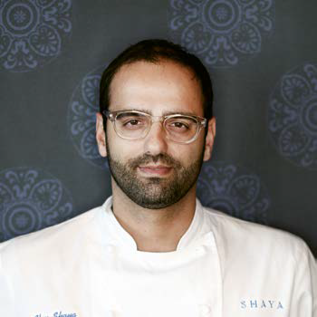 Alon Shaya, executive chef & co-owner of Shaya, Domenica, and Pizza Domenica in New Orleans, Louisiana
