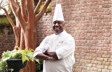 "Local Chops: ""I would love the chance to work with chef Kevin Mitchell from the Culinary Institute of Charleston."""