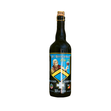 "Top Brew - ""Any Belgian Trappist beers I can get in the States are choice, but I especially love the bottles from St. Bernardus."""