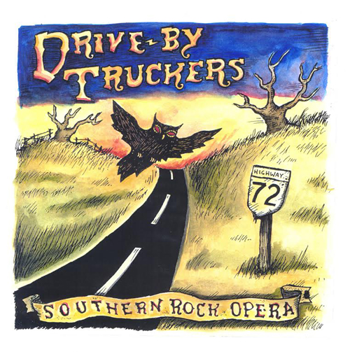 The chef plays Drive By Truckers' older albums, such as Southern Rock Opera, while cooking. $11, barnesandnoble.com