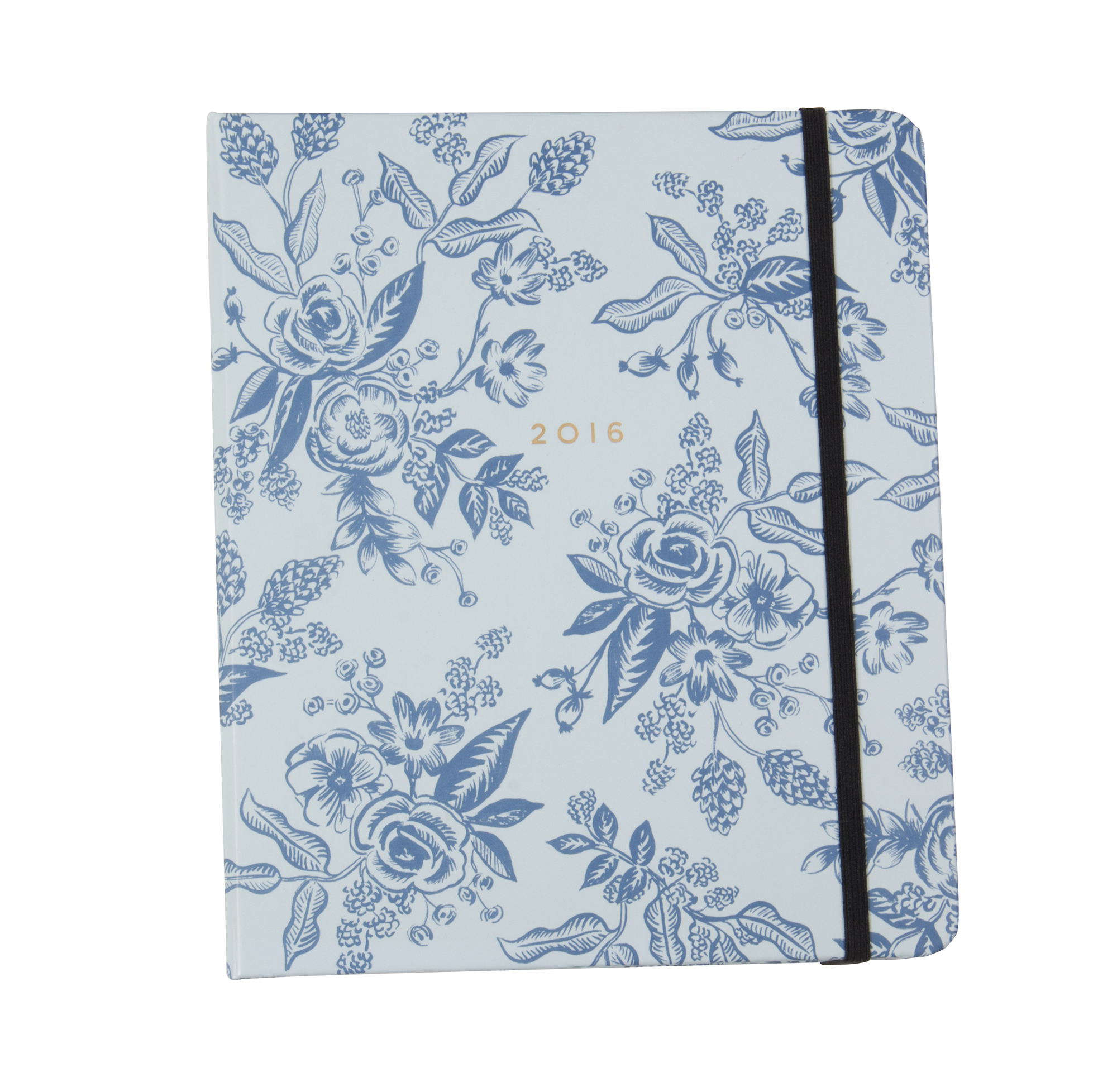 "Rifle Paper Co. toile ""17 Month Planner,"" $35 at Candlefish"