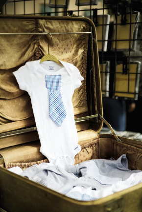 Dressed-up onesies from Urbane Baby