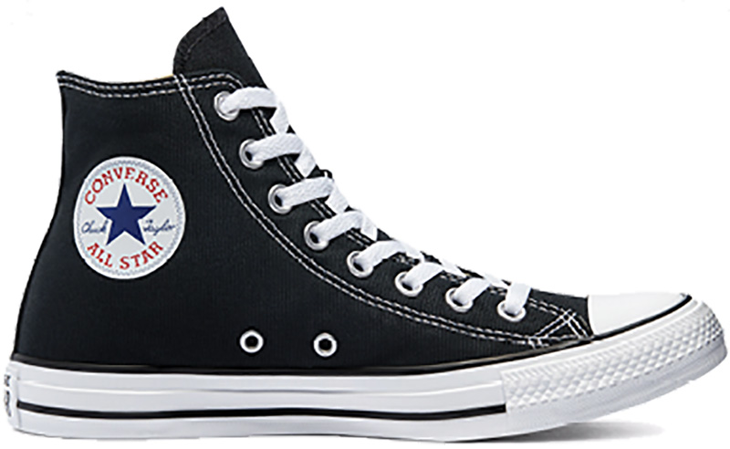 "Kick the Habit - ""One of the biggest problems vegans have: shoes. When I ditched my go-to John Varvatos leather boots, I thought, 'Chucks it is.' Converse has been my lifesaver. """