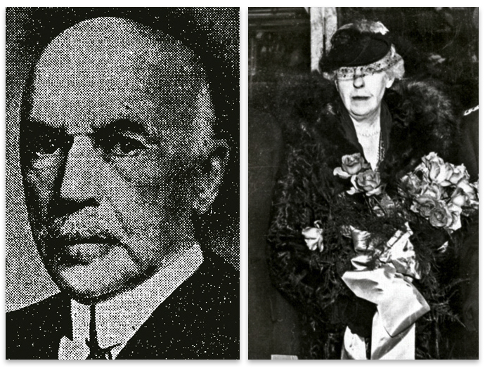 Victor and Marjorie Nott Morawetz