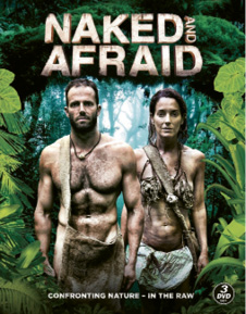 """Naked & Afraid - """"It's funny that someone thought, 'Let's put people in a jungle without any clothes and see what happens.'"""""""