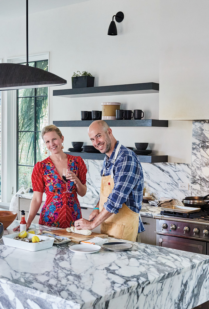 Between Red Clay founder Geoff Rhyne's culinary talent and CEO Molly Fienning's business sense, the hot sauce company has expanded into the national market with new product lines.