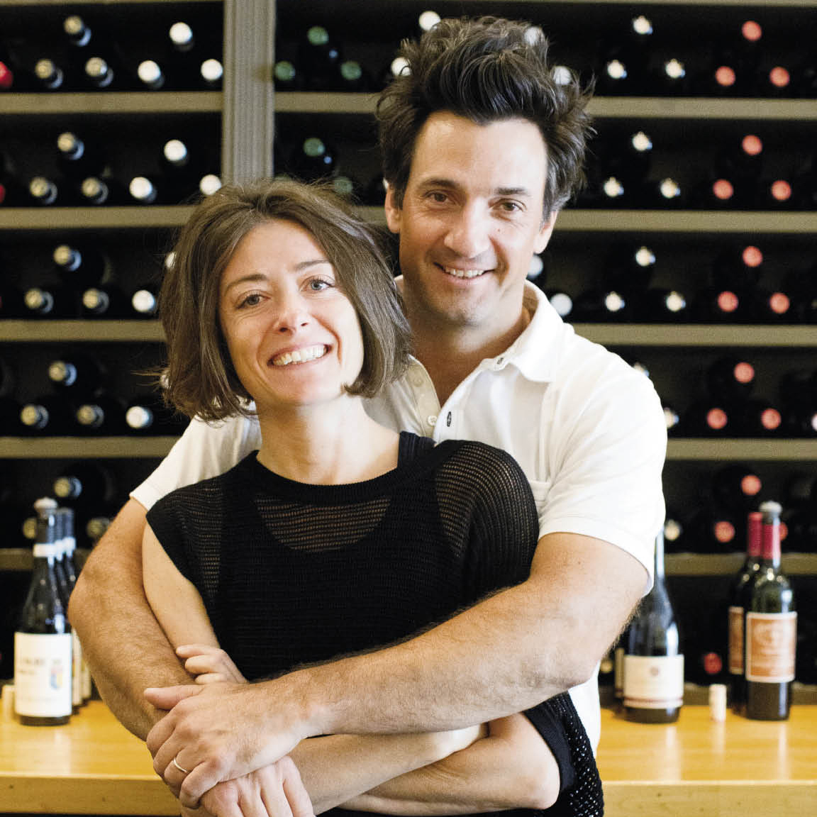 Patrick & Fanny Panella