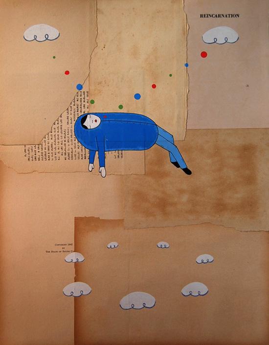 "CHM Aug 2010 Artist Profile: Brian Bustos ""Reincarnation"""