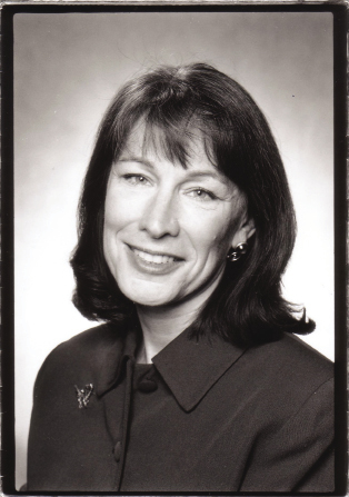 Ruth Heffron was the first director of the Coastal Community Foundation in 1981.