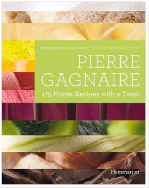 Waggoner worked for Pierre Gagnaire back in the '80s, and he loves his old boss' latest tome. $28, barnesandnoble.com