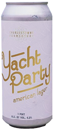 "Beer Me: ""At Charles Towne Fermentory, they all know the Yacht Party lager is my favorite. I also like saisons—really anything a little lighter."""