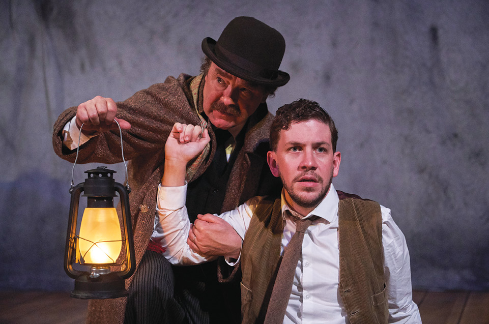 The Spoleto lineup include productions of The Woman in Black.