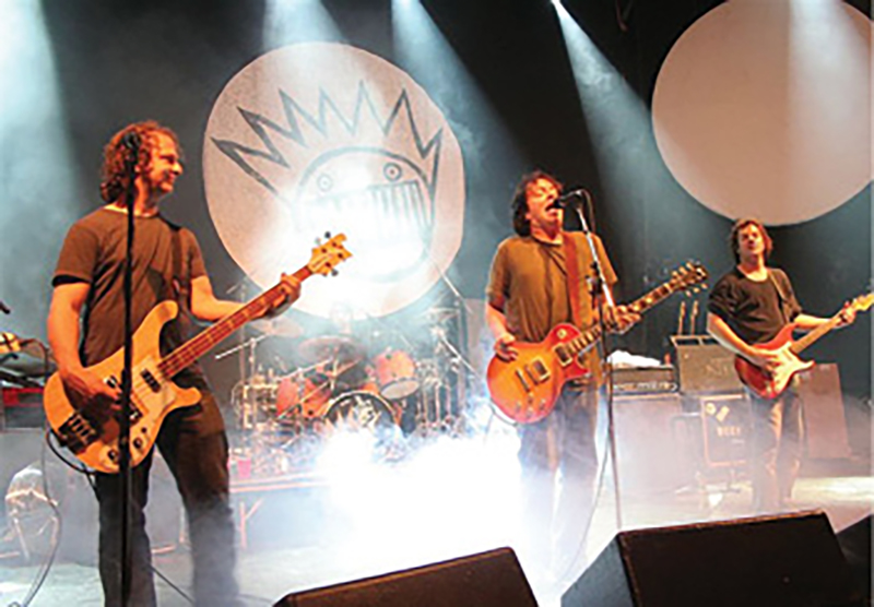 """Rock On: """"I've seen Ween over 20 times, and will drop anything and everything when a show pops up."""""""