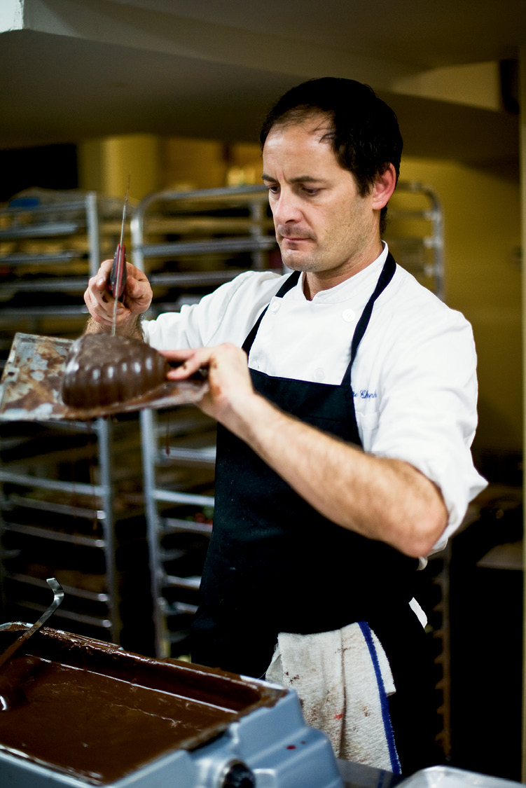 CHOCOLATES: Christophe Artisan Chocolatier; third-generation French pâtissier, Christophe Paum.