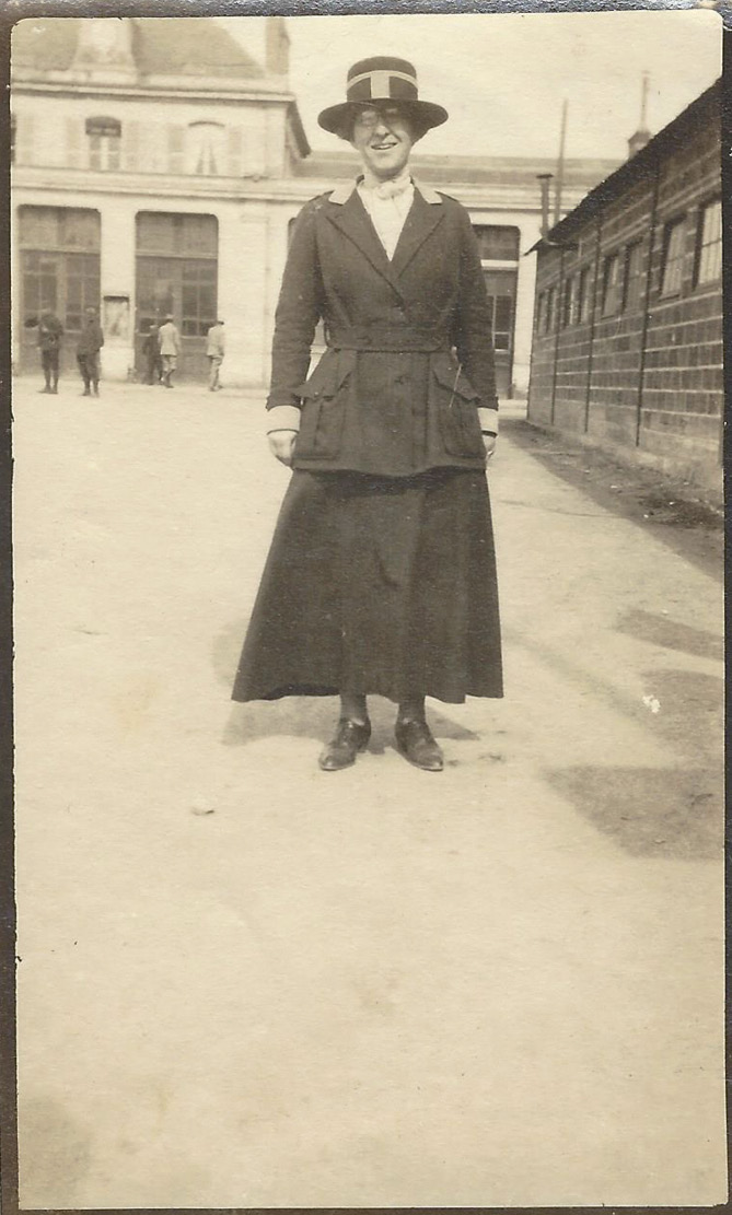 At the onset of World War I, Taylor joined the American Red Cross—the first woman from South Carolina to do so—serving in France and occupied Germany.