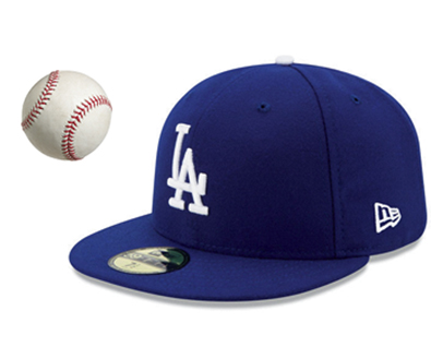 "L.A. Dodgers - ""I try to visit California as often as I can to see my family and watch a baseball game."""