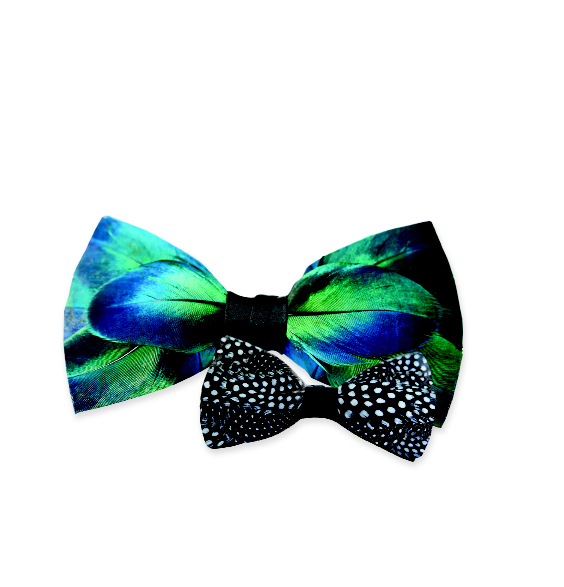 BRACKISH  With a dozen styles of feather bow ties, Brackish is flying so high that Bill Murray sported one of its handcrafted accessories at the Oscars this spring. Buy locally at boutiques such as Charleston Angler, Gwynn's of Mount Pleasant, Old Road Mercantile, and Grady Ervin & Co., as well as at brackishbowties.com.