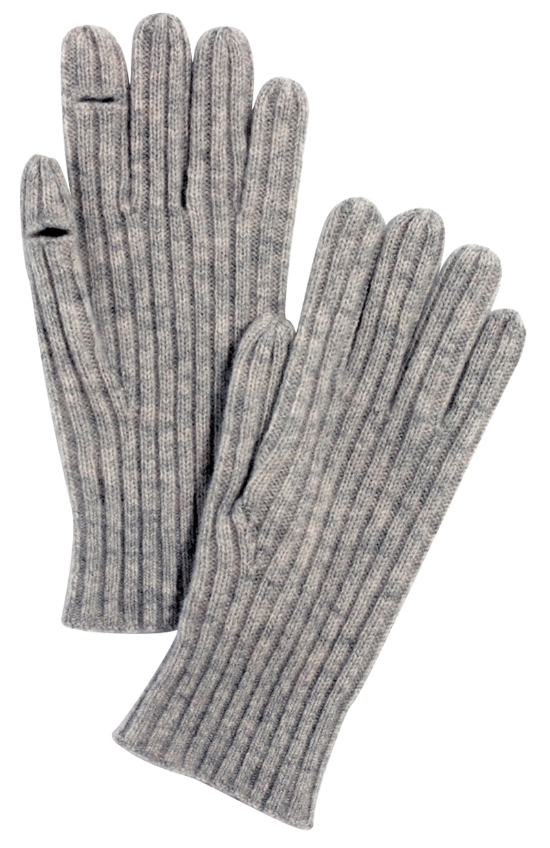 Madewell ribbed knit texting gloves, $35 at Madewell