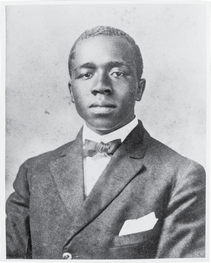 Music prodigy Edmund Thornton Jenkins (circa 1913)