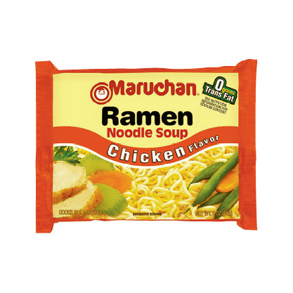 "Creative Cooking ""Ramen noodles are like blank canvases for recipes. I love experimenting with new sauces and toppings."""