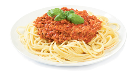 "Cold Remedy: ""In the wintertime, I crave something comforting and warm, like Bolognese sauce."""