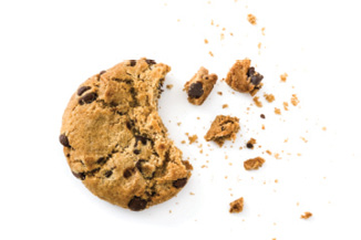 """Doggy Bag: """"I definitely snag a snickerdoodle or buckwheat chocolate chip cookie for the road every once in awhile."""""""