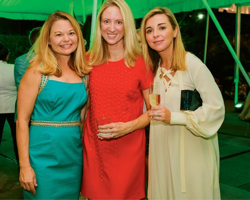 Melissa Wildstein, Caroline Palmer, and Katie Marko