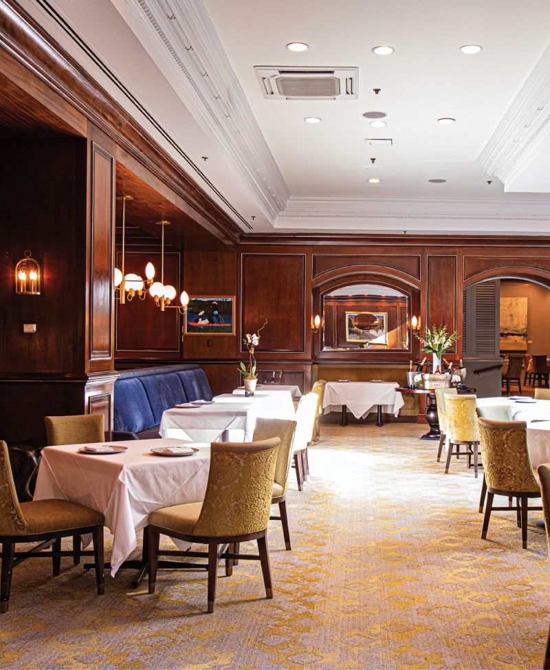 When the swanky dining room at Charleston Grill reopened in October, a new GM was at the front-of-house helm. Meet F&B pro Julie Hennigan, who was hand-selected by her legendary predecessor, Mickey Bakst, and get her perspective on the future of fine dining.