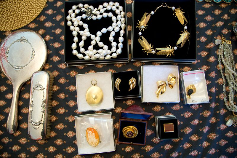 Props and accessories from Croghan's Jewel Box; photo by Mac Kilduff