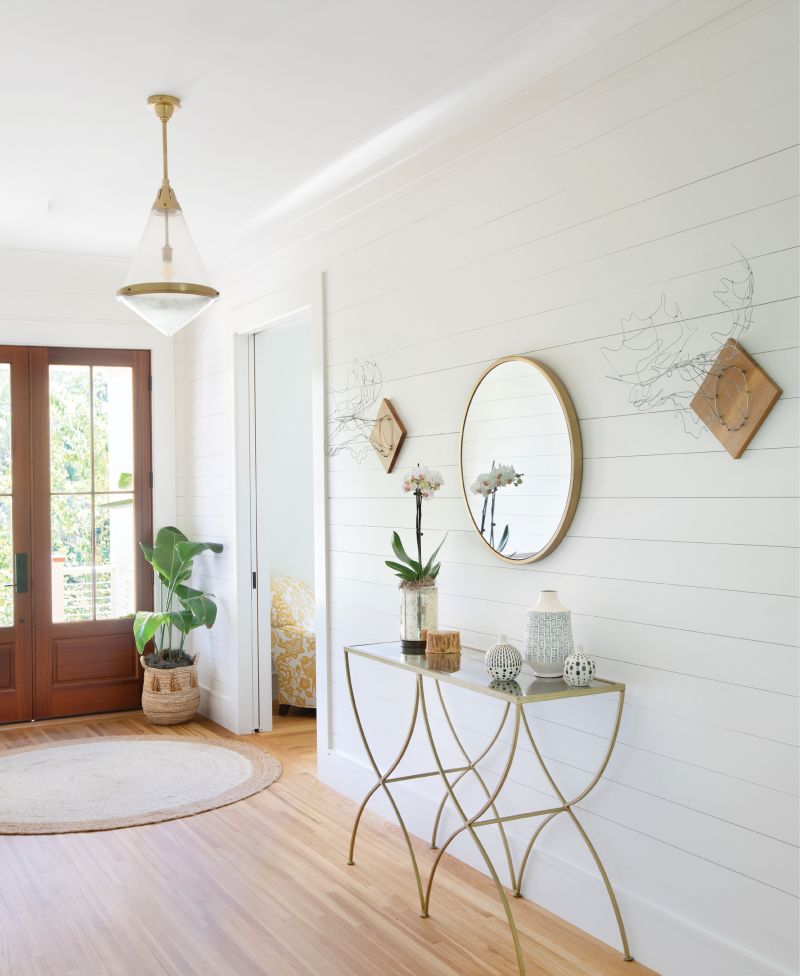 Among the imperatives for this Mount Pleasant remodel-turned-custom build were open spaces flooded in natural light.