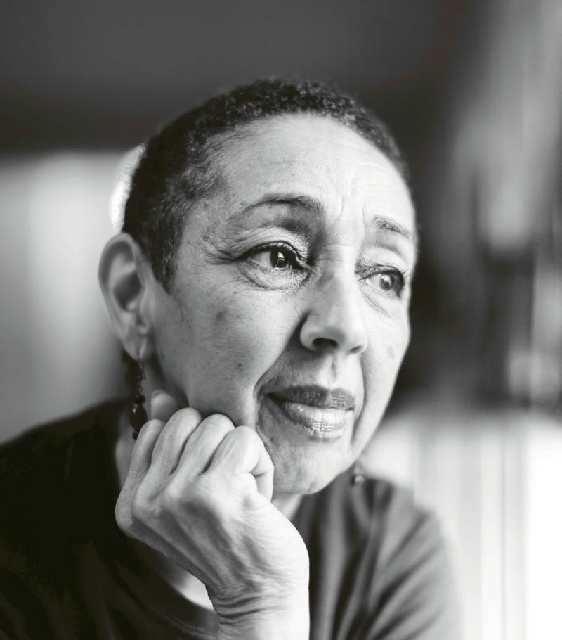 Dr. Millicent Brown, portrait by Gately Williams