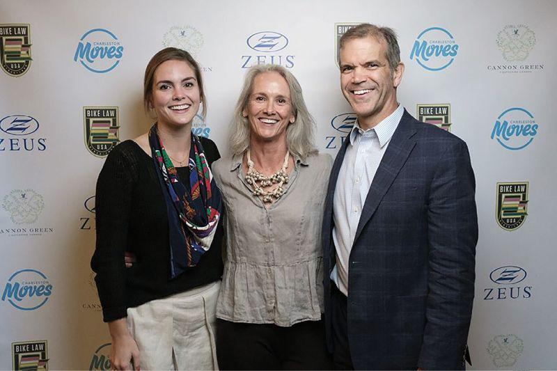 Sally, Stephanie, and Noel Hunt