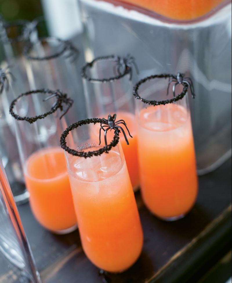 Batch's Spicy Bloody Orange Margarita recipe