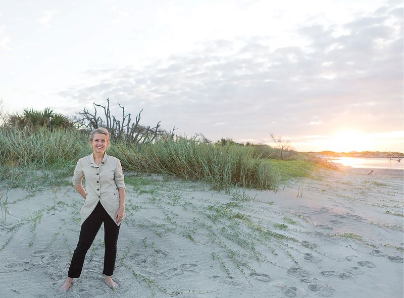 """From fighting sprawl to advocating for improved transportation and supporting local agriculture, the Coastal Conservation League counts a healthy quality of life as an integral part of its mission. """"We see people as part of the ecosystem,"""" says executive director Laura Cantral"""