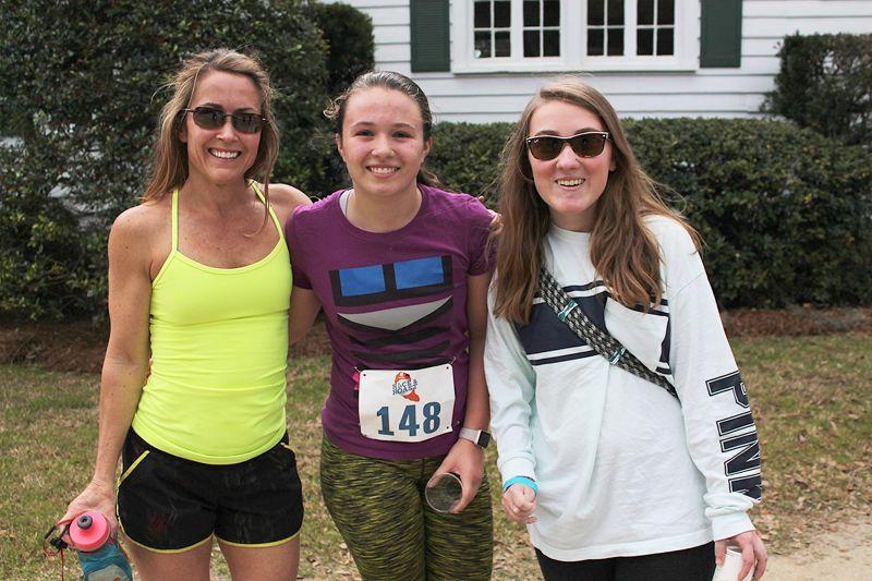 Margaret, Eliza, and Emma Taylor
