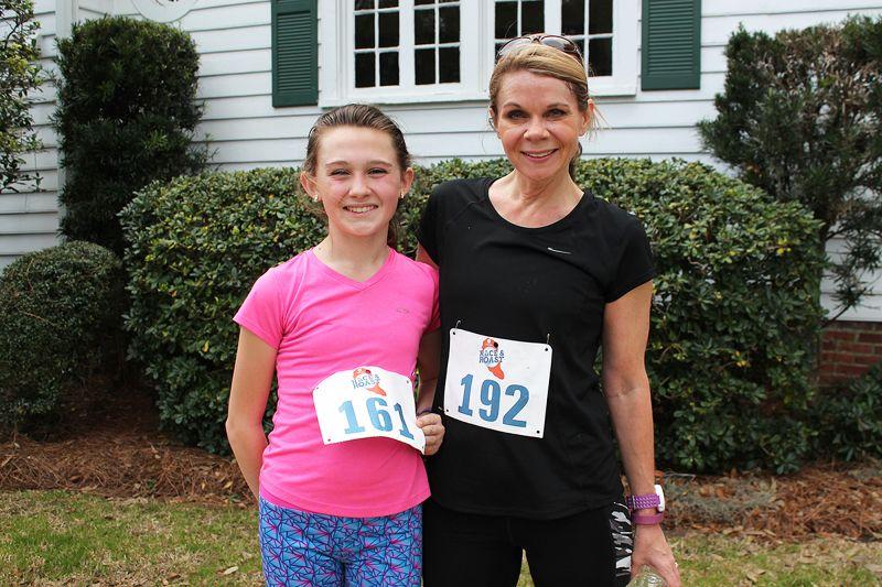 Isabelle and Melinda Turner