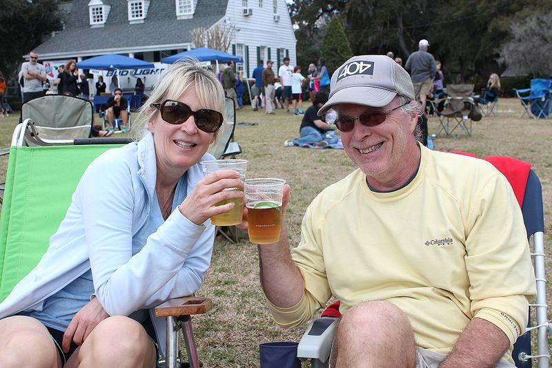 Diane and Tim Juras