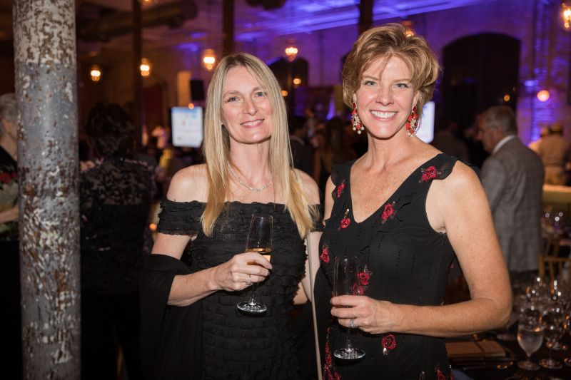 Lorna Hattler and Tiffany Takacs