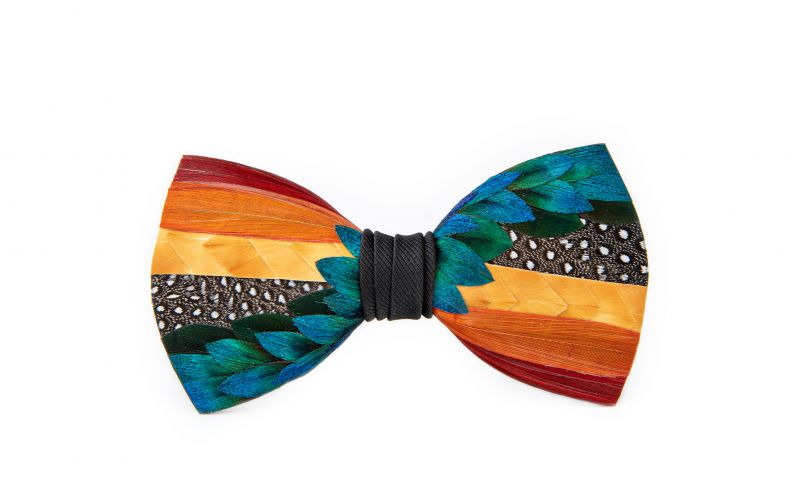 "Brackish ""Bell"" bow tie, $225 at Brackish"