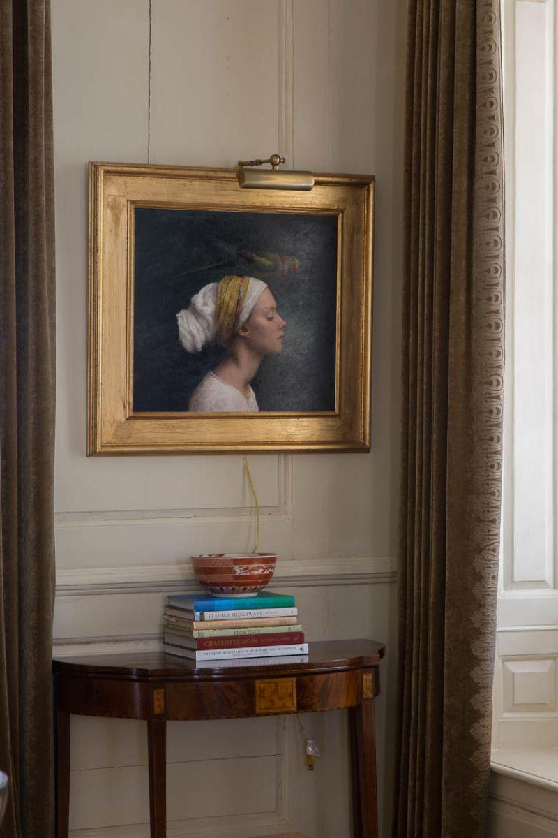 Possessor No. 5 by Danish artist Louise C. Fenne